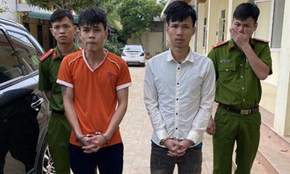 Thanh Hoá: Bắt giữ 2 thanh niên chuyên dùng gái mại dâm làm 'mồi nhử' để lừa đảo chiếm đoạt tài sản