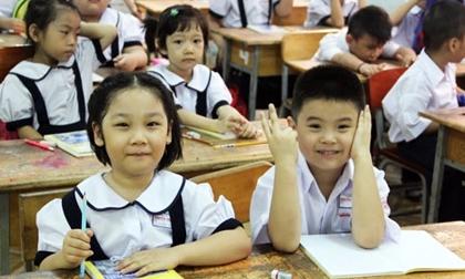 Lịch đi học chính thức của trẻ mầm non và học sinh tiểu học ở Hà Nội