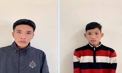 Bắt các đối tượng trộm cắp xe máy trong vòng 24h ở Quảng Bình