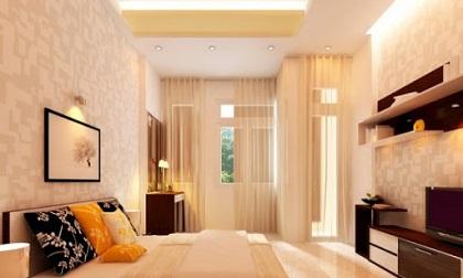Thiết kế phòng ngủ hợp phong thủy cho người mệnh Kim