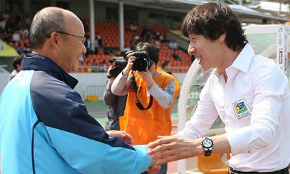 Báo Indonesia: 'HLV Park đã đánh bại Shin Tae-yong'
