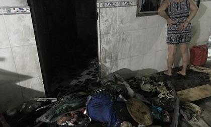 Chồng châm xăng đốt vợ cũ, nhiều người bị bỏng