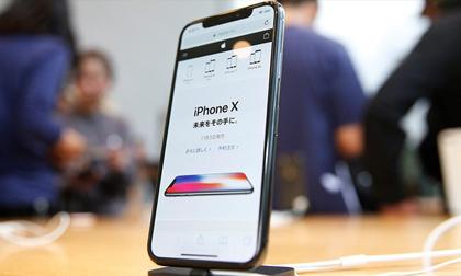 iPhone X hàng trưng bày giá rẻ về Việt Nam