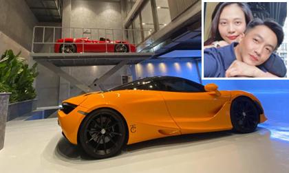 Đàm Thu Trang gây choáng khi mạnh tay chi tiền tỷ tậu 2 xế hộp hạng sang tặng Cường Đô La