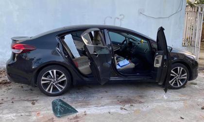 Bắt 'đại ca' tuổi 20 cùng đàn em trong băng nhóm đập kính trộm tài sản trong ô tô