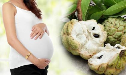 Lợi ích tuyệt vời của quả na với sức khỏe bà bầu, càng ăn con càng khỏe mạnh