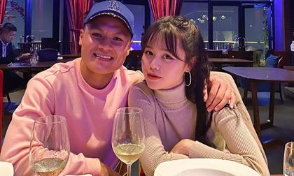 Quang Hải công khai bạn gái, fan Nhật Lê tràn vào tấn công cô trên MXH