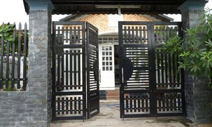 Thiết kế cổng nhà hợp phong thủy cho gia chủ, đón tài lộc chảy vào túi ào ào