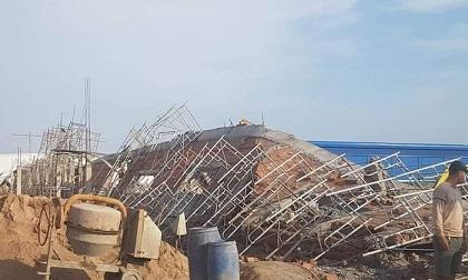Nóng: Sập tường công trình ở Đồng Nai, ít nhất 10 người tử vong