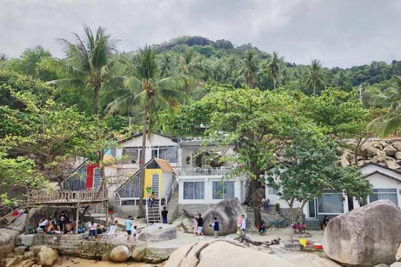 Đến Kiên Giang đâu chỉ có mỗi Phú Quốc, viên ngọc thô Hòn Sơn cũng có những bãi tắm xanh trong mát lành đẹp tới nức lòng người! - Ảnh 3.