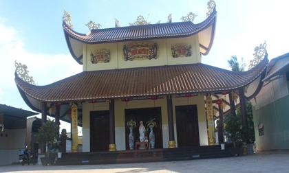 Nhà chùa báo bị trộm đột nhập lấy gần 20 lượng vàng