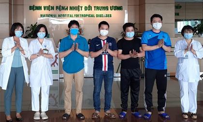 Việt Nam chỉ còn 30 bệnh nhân Covid-19