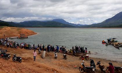 Nam sinh lớp 9 bị đuối nước ở lòng hồ thủy điện