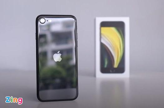 iPhone SE 2020 chinh hang giam gia anh 1