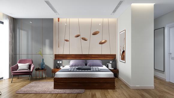 Thiết phòng ngủ theo phong thủy