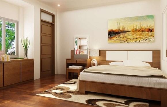 Thiết kế phòng ngủ đúng phong thủy