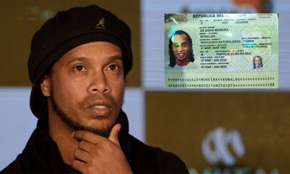Ronaldinho trải lòng về thời gian bị quản thúc