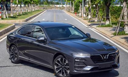 VinFast và các mẫu xe bán chạy bắt đầu phục hồi tại VN