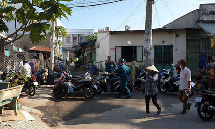 Cháy phòng trọ ở Sài Gòn, 1 người phụ nữ và 2 bé trai tử vong