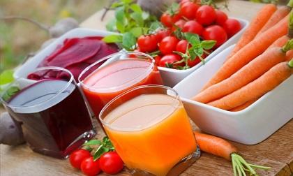 Uống 1 ly nước ép trái cây vào 'giờ vàng' mỗi ngày, bạn sẽ thấy sức khỏe thay đổi kì diệu