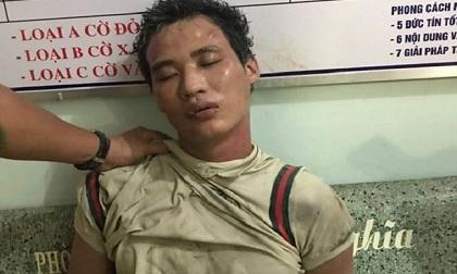 Đồng Nai: Giải cứu 2 mẹ con bị thanh niên ngáo đá khống chế