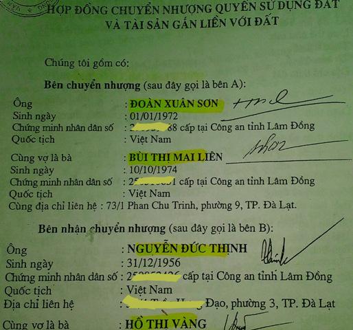 Lừa đảo chiếm đoạt hàng trăm tỉ đồng, vợ Giám đốc Sở Tư pháp Lâm Đồng bị bắt - Ảnh 2.