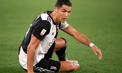 Ronaldo tịt ngòi, Juventus thua Napoli ở chung kết Coppa Italy