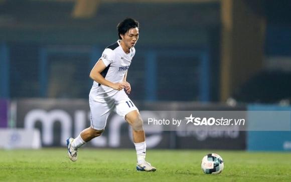 Tuấn Anh là ngôi sao xuất sắc hiếm có của bóng đá Việt Nam.