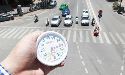 Dự báo thời tiết hôm nay 22/6: Ngày nắng nóng gay gắt, Hà Nội lên đến 39 độ