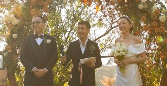 Bạn thân tiết lộ hình ảnh hiếm hoi của Tóc Tiên trong đám cưới: Nhan sắc cô dâu nổi bật và xinh đẹp