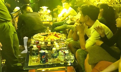 44 người dương tính với ma túy khi 'đột kích' nhà hàng ở Sài Gòn