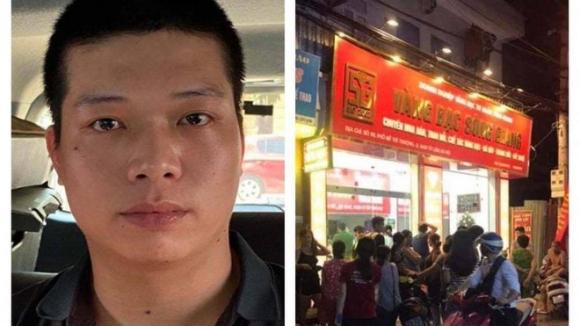 Lời khai của nghi phạm cướp tiệm vàng, đâm trọng thương người truy đuổi ở Hà Nội - Ảnh 1.
