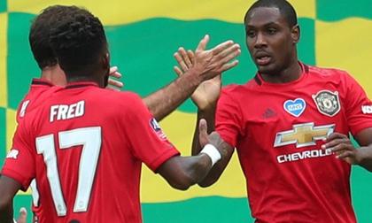 Man Utd lập kỷ lục ở FA Cup