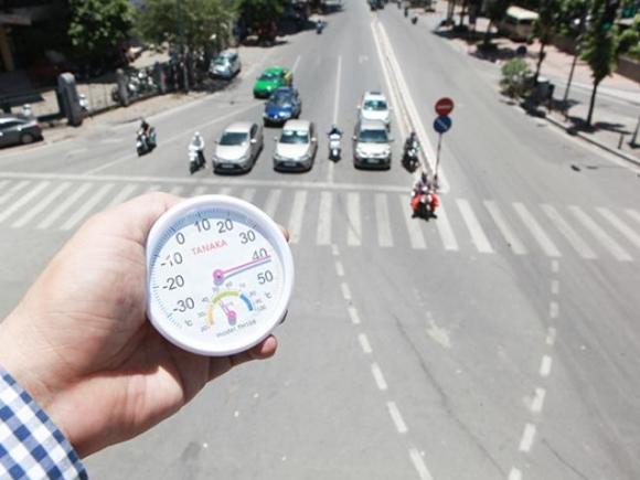 Cảnh báo cực kỳ nguy hiểm từ nắng nóng