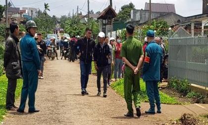Lâm Đồng: Nghi phạm vụ thảm án giết 2 chị em đã ra đầu thú