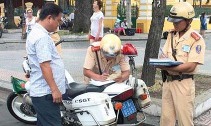 Từ 1/7, nộp phạt vi phạm giao thông trực tuyến trên toàn quốc