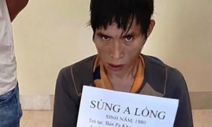 Công an Điện Biên bắt giữ đối tượng vận chuyển 1000 viên ma túy