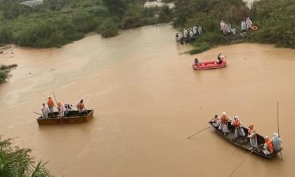 Vụ 3 học sinh đuối nước tại Lâm Đồng: Tiếp tục tìm kiếm nam sinh 16 tuổi