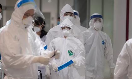 TP.HCM phát hiện 1 người nước ngoài dương tính với SARS-CoV-2