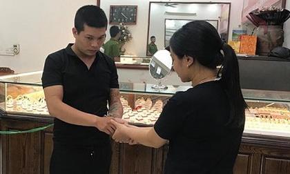 Hành trình trốn chạy của tên cướp tiệm vàng ở Hà Nội