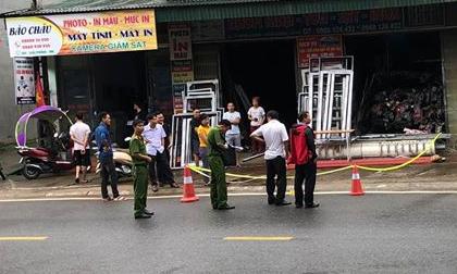 Giết người rồi tự sát ở Lào Cai: Nghi vợ thay lòng, chồng ra tay giết tình địch