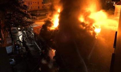 Hàng chục tỉ đồng 'ra đi' sau vụ cháy xưởng gỗ lúc rạng sáng