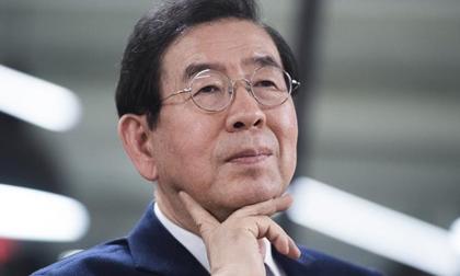 Tìm thấy thi thể thị trưởng Seoul sau nhiều giờ mất tích