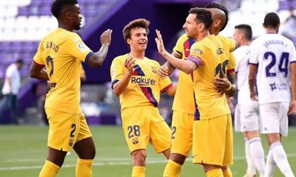 "Messi lập ""siêu kỷ lục"" 91 năm La Liga"