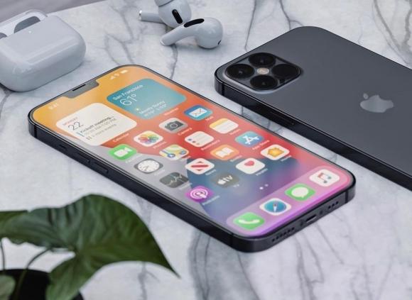 iPhone 12 Pro đối đầu với Galaxy Note20 Ultra trong bộ ảnh concept - 3