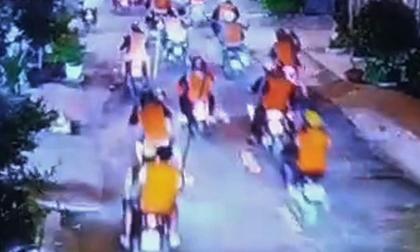 Truy nã nhóm cầm đầu 'băng áo cam' phá quán nhậu ở TP.HCM
