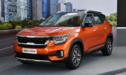 Kia Seltos ra mắt tại Việt Nam, giá từ 589 triệu đồng