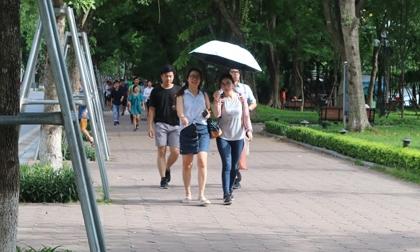 Dự báo thời tiết hôm nay ngày 23/7: Hà Nội vẫn nóng, nhiều nơi có mưa dông bất chợt