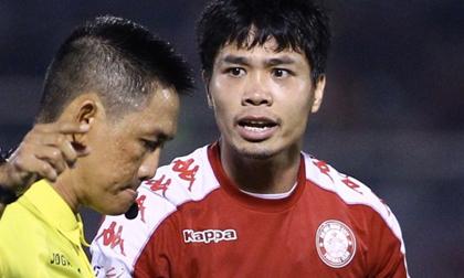 TP.HCM 0-3 Hà Nội FC: Công Phượng bất lực