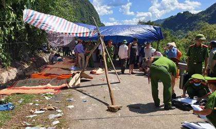 Vụ tai nạn thảm khốc ở Quảng Bình: Thêm 2 nạn nhân tử vong, nâng số người chết lên 15